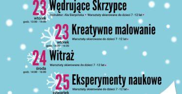Kulturalna Zima w Woli Gołkowskiej